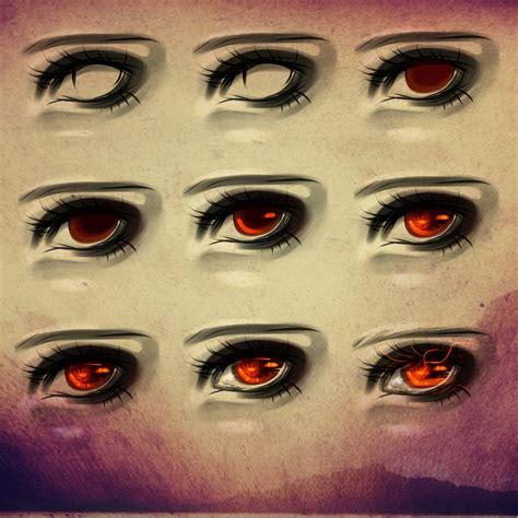 spray paint eye tutorial eye process 6 by ryky on deviantart