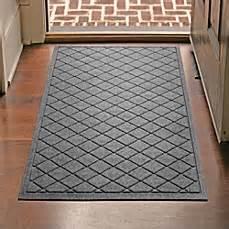 Inside Front Door Mat Weather Guard 30 Inch X 45 Inch Argyle Door Mat Bed Bath Beyond