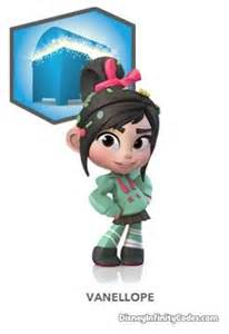 Disney Infinity Vanellope Disney Infinity Characters Disney Infinity Codes