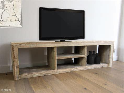 tv meubel maken tekening steigerhouten tv meubel laghetto tv kast van steigerhout