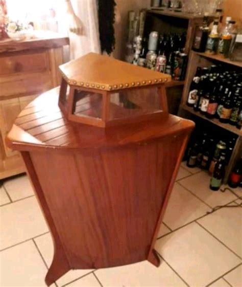 vintage retro home bar cocktail cabinet man cave