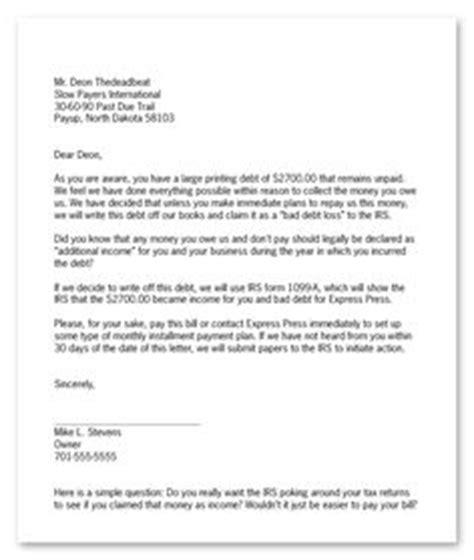 final attempt collection letter  final demand letter