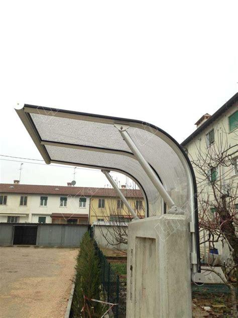 tettoie trasparenti tettoie trasparenti copricancello in plexiglass e