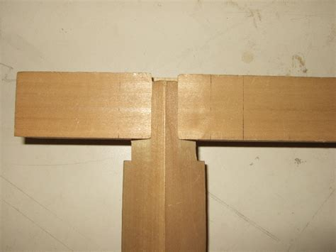 exles of wood joinery
