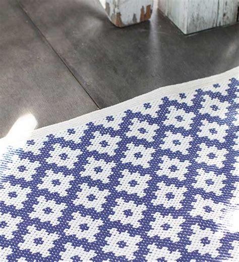 dash and albert teppiche dash albert outdoor teppich samode blau greenbop