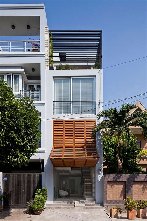 vietnam house ingenious townhouse in saigon is an enigmatic light filled delight
