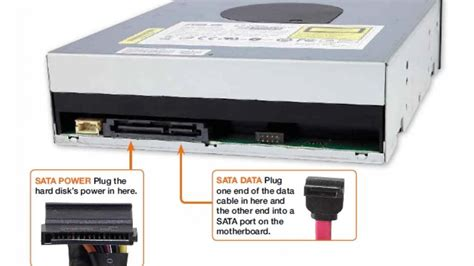drive install how to install an optical drive alphr
