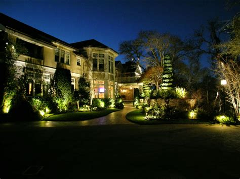 led landscape lighting alamo led landscape lighting conversion by artistic