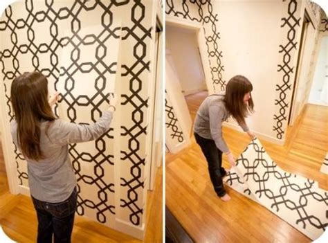 25 Best Ideas About Fabric Wallpaper On