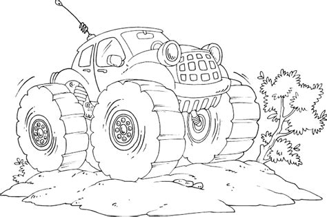 blaze monster truck coloring page nick jr blaze monster truck coloring page coloring pages