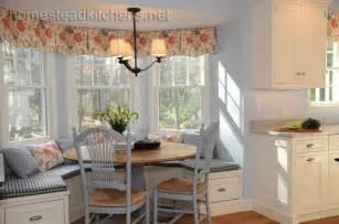 Kitchen Nook Curtains Acton Kitchen Amp Baths Traditional Kitchen Boston