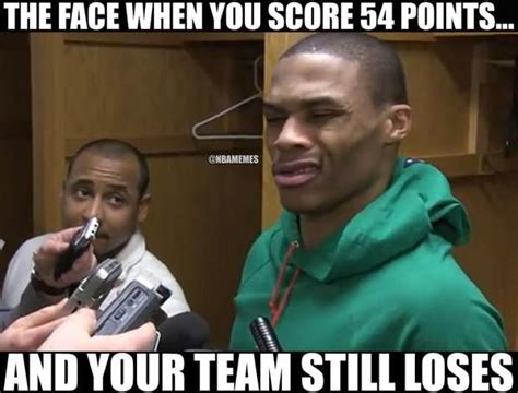 Russell Westbrook Meme - 224 best images about the nba on pinterest lebron