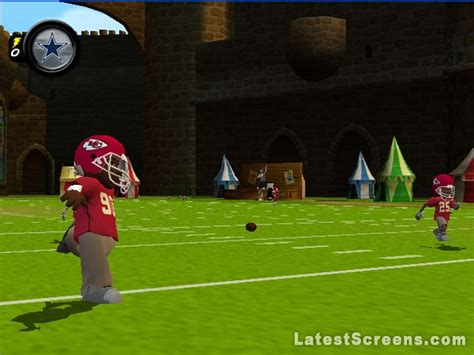 Backyard Football Cheats by All Backyard Football 2009 Screenshots For Nintendo Ds Pc