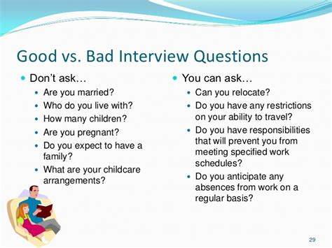 Bad Or Question Interviewing Best Practices