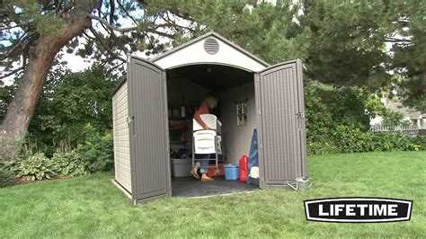 lifetime  shed youtube