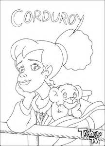 corduroy coloring pages free coloring pages of pocket for corduroy