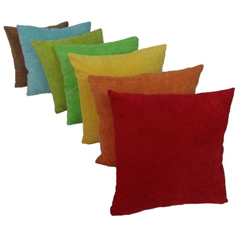 colorful pillow cases new solid color corn kernel decorative throw pillow