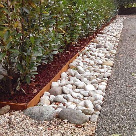 bordura giardino bordure giardino in ferro corten h16x200