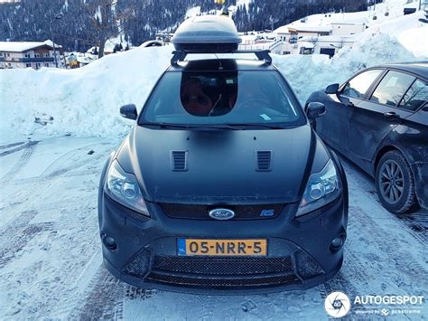 2019 Ford Focus Rs500 by Ford Focus Rs 500 27 Januari 2019 Autogespot
