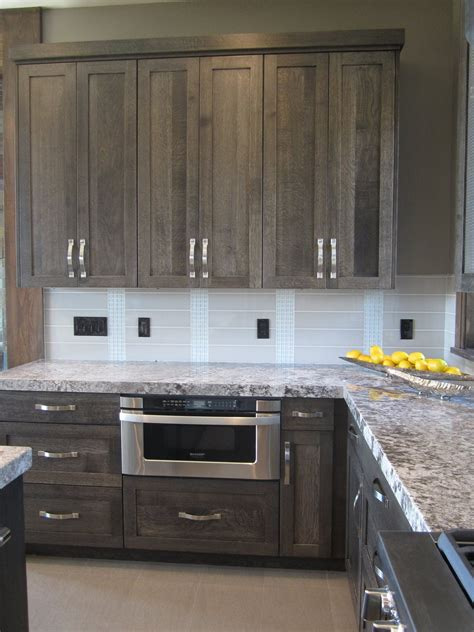grey stained kitchen cabinets really like the color of the cabinets would like