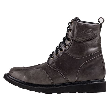 Rsd Grey roland sands mojave mens boots in grey