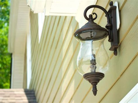 Outdoor House Light Fixtures Types Of Outdoor Lighting Diy