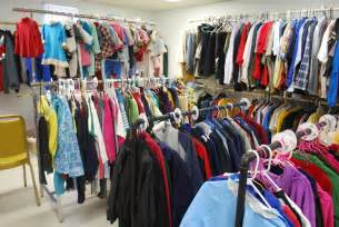 clothes closet pleasant dale baptist