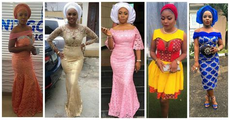 images of latest aso ebi style latest lace and ankara aso ebi styles amillionstyles com