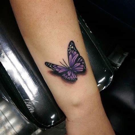 small purple butterfly tattoo 94 original butterfly designs for every summer