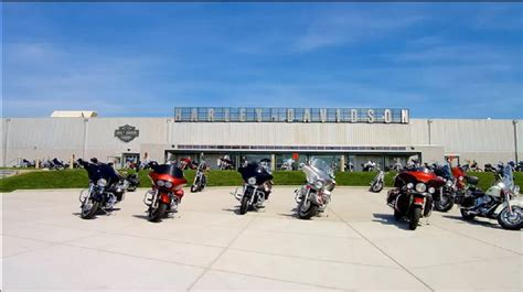 Harley Davidson Kansas City Plant by Harley Davidson To Kansas City Plant Harley