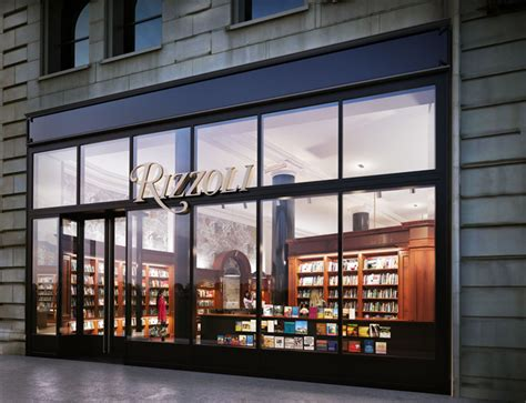 the rebirth of the rizzoli bookstore new york
