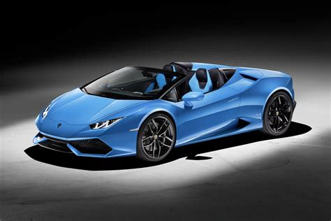 How Much Is A Lamborghini Spyder Lamborghini Huracan Spyder