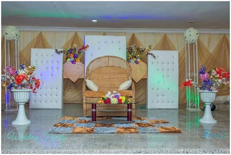 traditional wedding decoration pictures in nigeria wedding decoration in nigeria choice image wedding dress