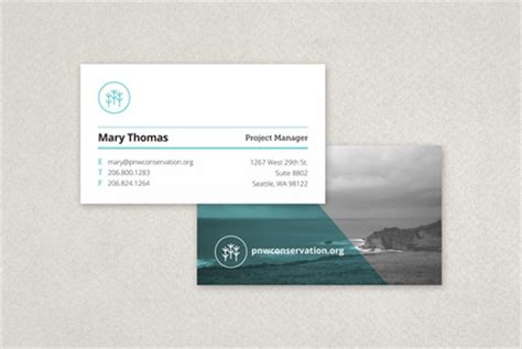 Non Profit Business Cards Templates by Non Profit Organization Business Card Template Inkd