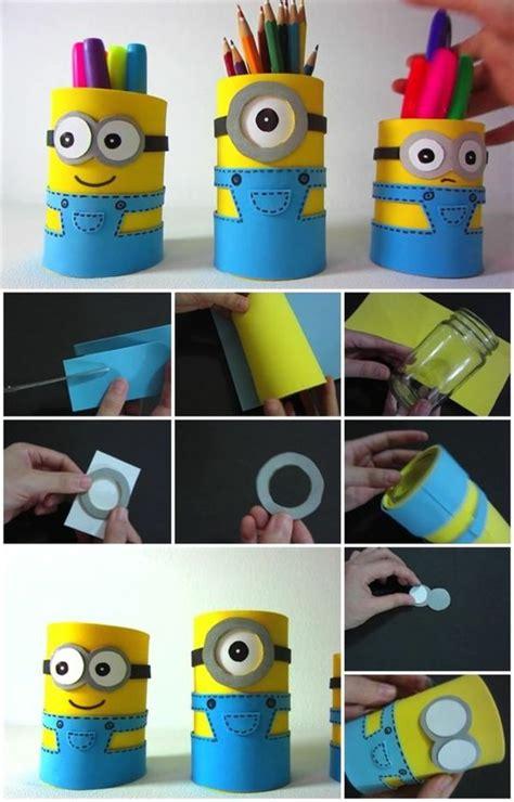 faire bureau soi meme 1001 id 233 es pour fabriquer un pot 224 crayon adorable soi m 234 me