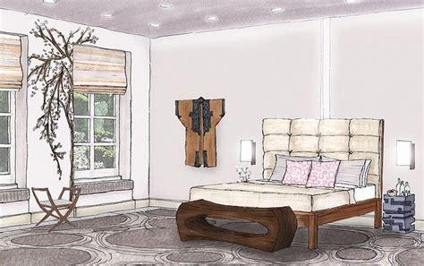 interior design bedroom sketches fantastic red bedroom inside interior design sketch