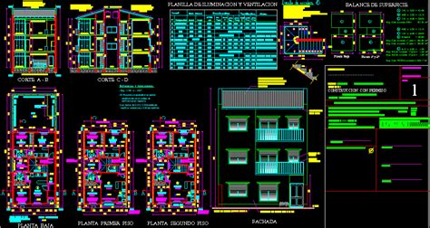 apartment building dwg section  autocad designs cad