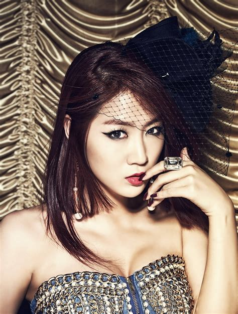 sistar s soyu says she would ve been a buff allkpop