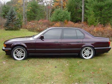how make cars 1994 bmw 7 series electronic toll collection 1994 bmw 740i e32 v8 113k low mileage beautiful car for sale bmw 7 series 1994 for sale in