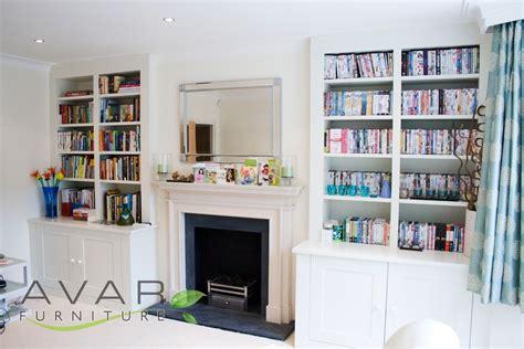 bespoke bookshelves 貂 豺 alcove units ideas gallery 5 uk avar furniture