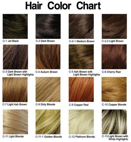 Light Ash Hair Dye by Light Ash Brown Hair Color Dye Pictures Chart On Black