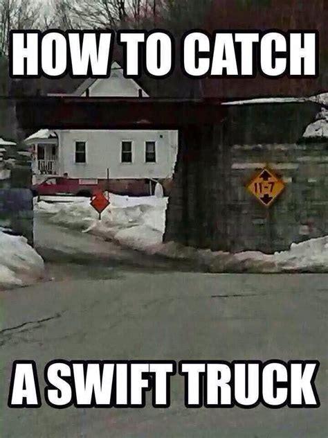 Swift Trucking Memes - swift trucking memes pictures to pin on pinterest thepinsta