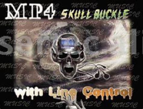 mp skull mp3 skull mp3 player is classy scary