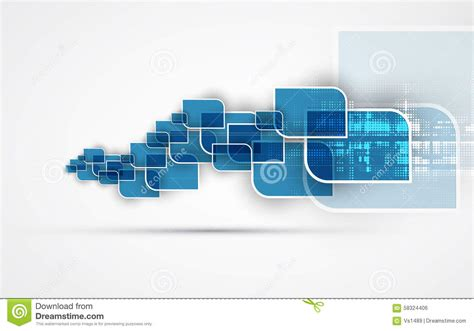 futuristic technology illustration stock images image abstract tech background futuristic technology interface