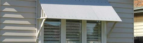 Window Awning Kits by Picket Fences Timber Fencing Melbourne Paramount Pickets