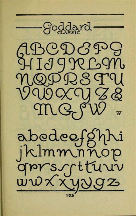 tipos de letras abecedario titulo 2jpg 17 mejores ideas sobre tipos de letras cursivas en