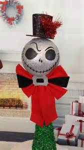 nightmare before christmas tree topper jack by