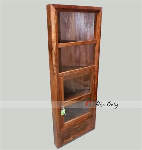 wooden corner bookcase wooden corner bookcase wood corner bookcase rustic
