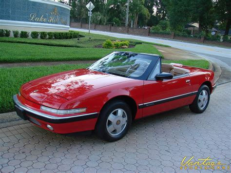 2 seater buick 1990 buick reatta 48k sold vantage sports