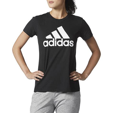 adidas bos graphic tees womens crew neck short sleeve